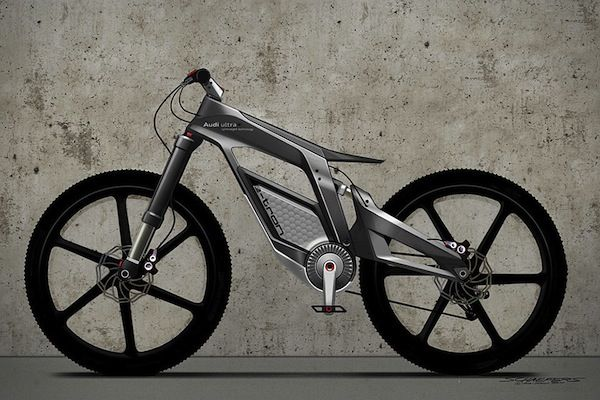 Audi E-Bike Worthersee | Extrove - Cool Stuff, Gifts and Gadgets for Men