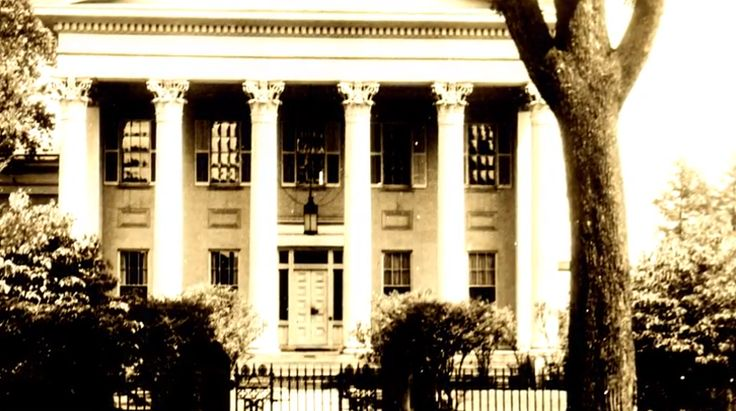 Voices, Shadows, Footsteps: Is Wesleyan's Russell House Haunted? [VIDEO]