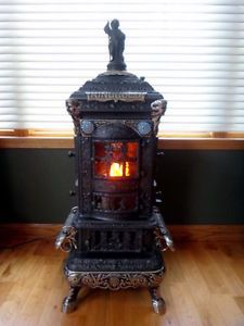 25 Best Wood Burning Stoves Images On Pinterest Antique