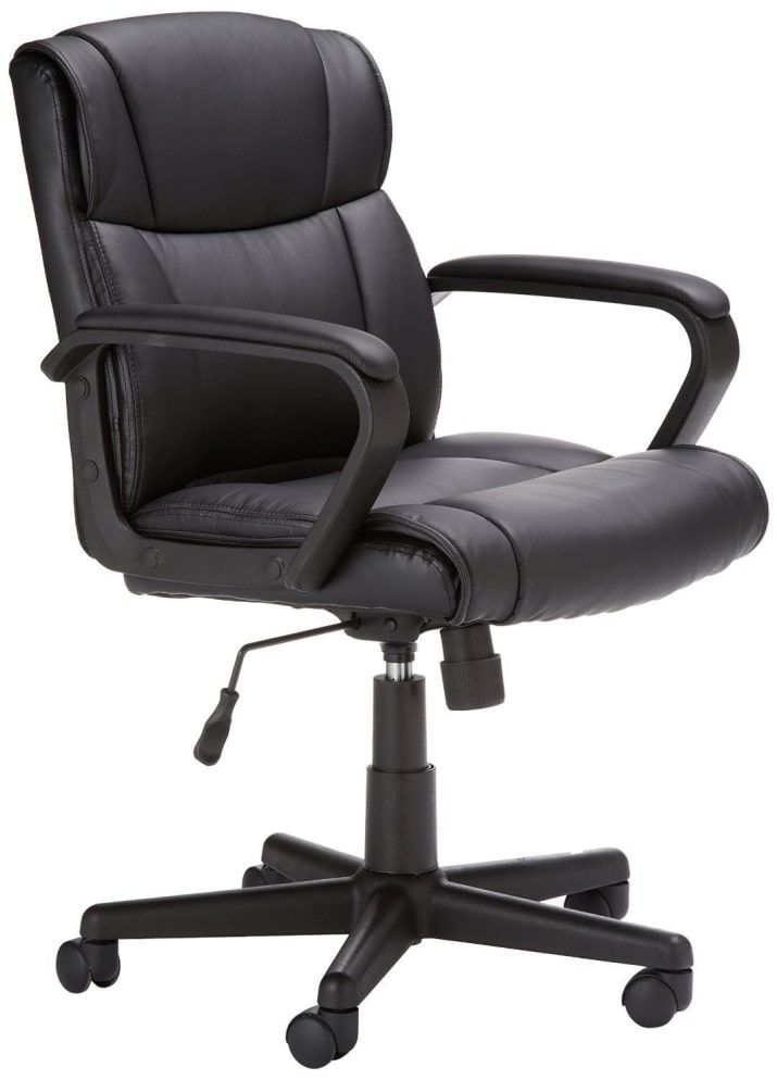 Promising Review Excellent Home Office Chair Comfortable Sturdy Affordable And High Qu Black Office Chair Best Ergonomic Office Chair Cheap Office Chairs
