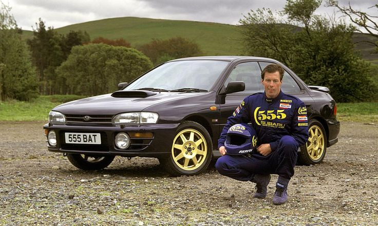 This November marks 20 years since Colin McRae became World Rally Champion; updated with the 1995 RAC Rally