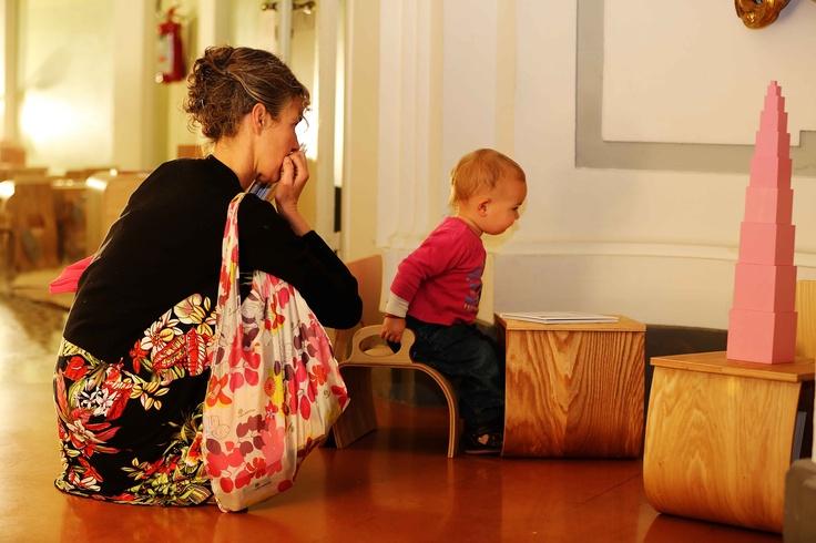 Magic world for children by Maria Montessori