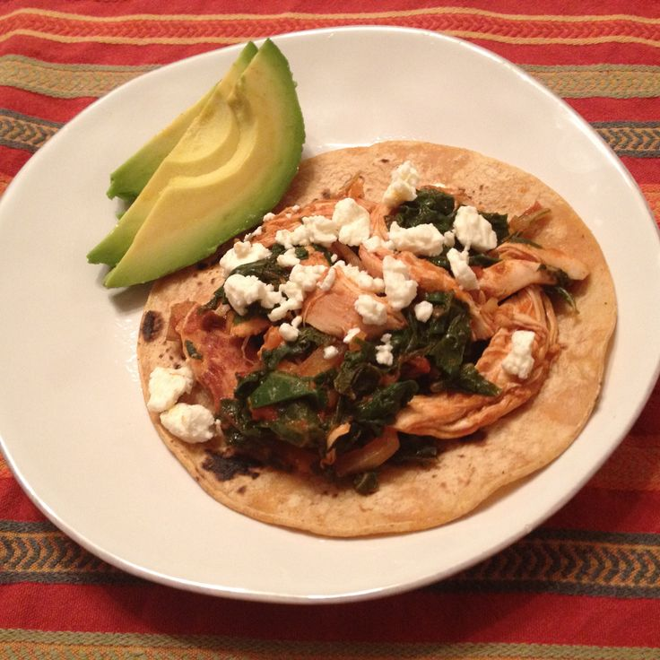 These delicious and flavorful chicken tacos are bound to