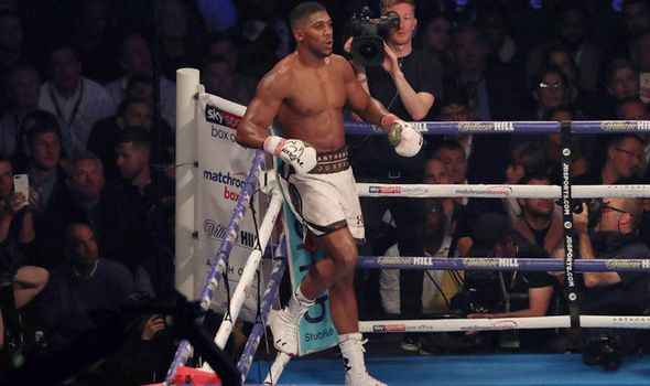 Anthony Joshua next fight: Eddie Hearn reveals the THREE options for 2018