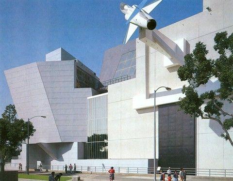Авиационный музей в Калифорнии