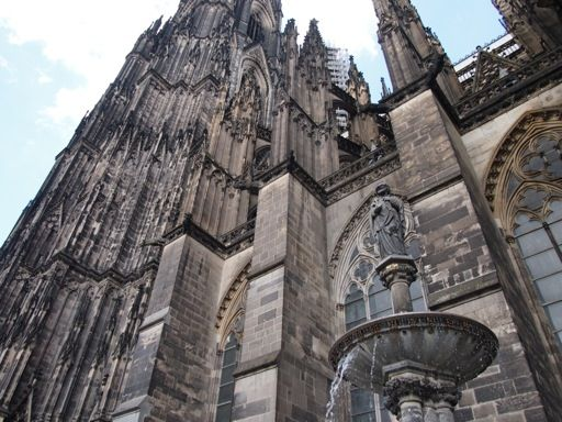 Height of Cologne Dom