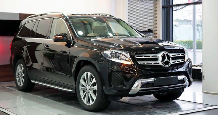 Gía Xe Mercedes S400 - 0945 777 077: MERCEDES GLS 2017 CÓ GIÁ TỪ 3,899 TỶ ĐỒNG TẠI VIỆT NAM