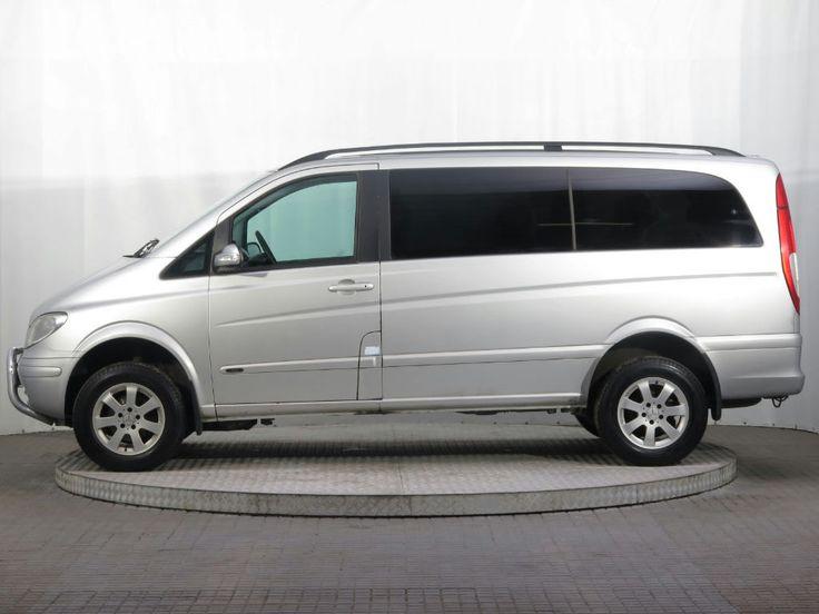 Mercedes-Benz Viano 2006 2.2 CDI 4MATIC 247432km 4x4 - prodej | auto bazár AAA AUTO