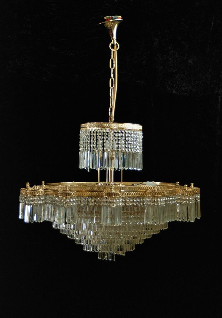 French empire style 22 light crystal chandelier chandeliers lighting