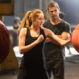 Get In Fighting Shape: The Divergent Cast's Workout Secrets from Self Magazine