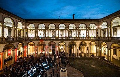 Milano Design Week, Iconic Renaissance Design - Pinacoteca di Brera