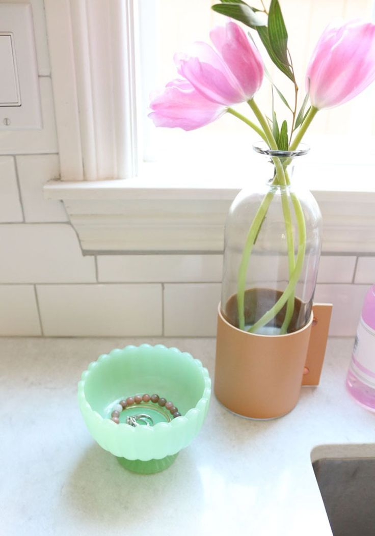6 Spring Cleaning Tips for a Hygge Kitchen via 1111 Light Lane for Discover, A World Market Blog