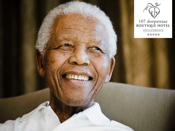 """Let's celebrate Mandela Day! """"There is no passion to be found playing small – in settling for a life that is less than the one you are capable of living."""" – Nelson Mandela"""
