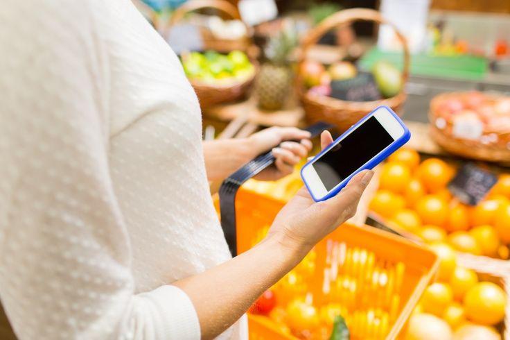 Mobilapp konkurrerar med butikspersonal