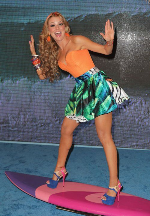 Marjorie De Sousa premios juventud