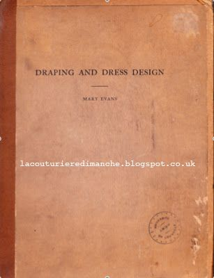 Draping and Dress Design 1935 free pdf