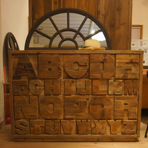 Superieur Abc Cabinet アルファベット キャビネット ノットアンティークスの