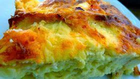 Σουφλέ με φέτες ψωμί του τόστ ,πατάτα και τυρί