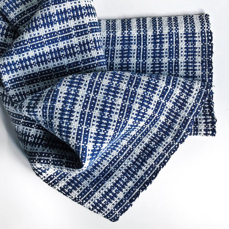 Color-and-Weave Tea Towels Kit ~ Tundra