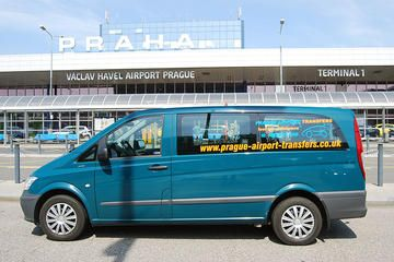 Prague Airport Shared Arrival Transfer And Half-Day City Walking Tour | Viator