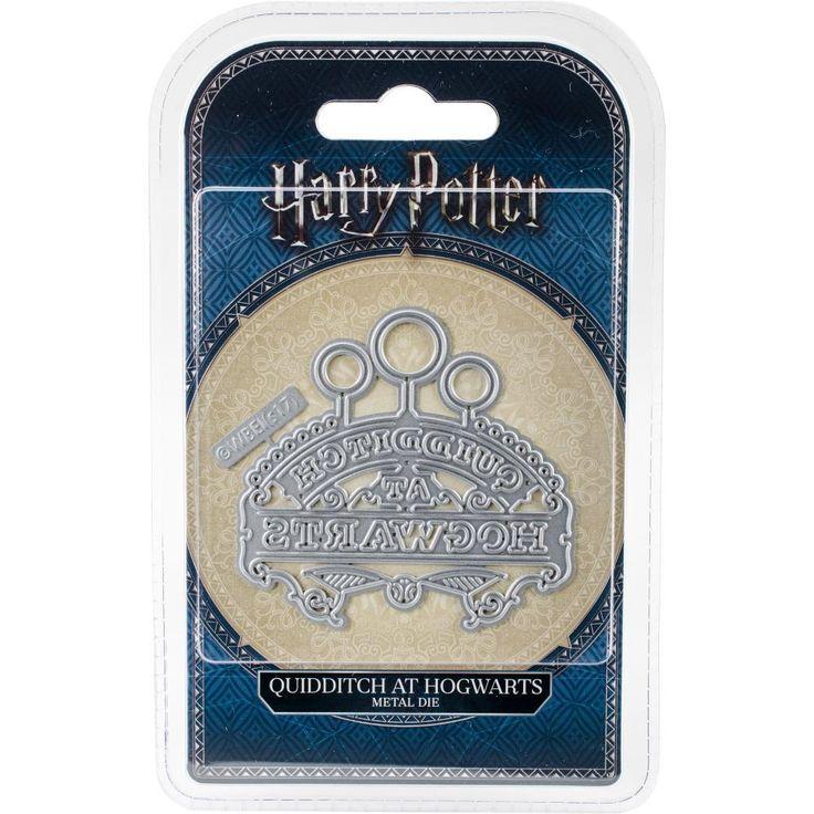 Disney Harry Potter Die Quidditch & Hogwarts
