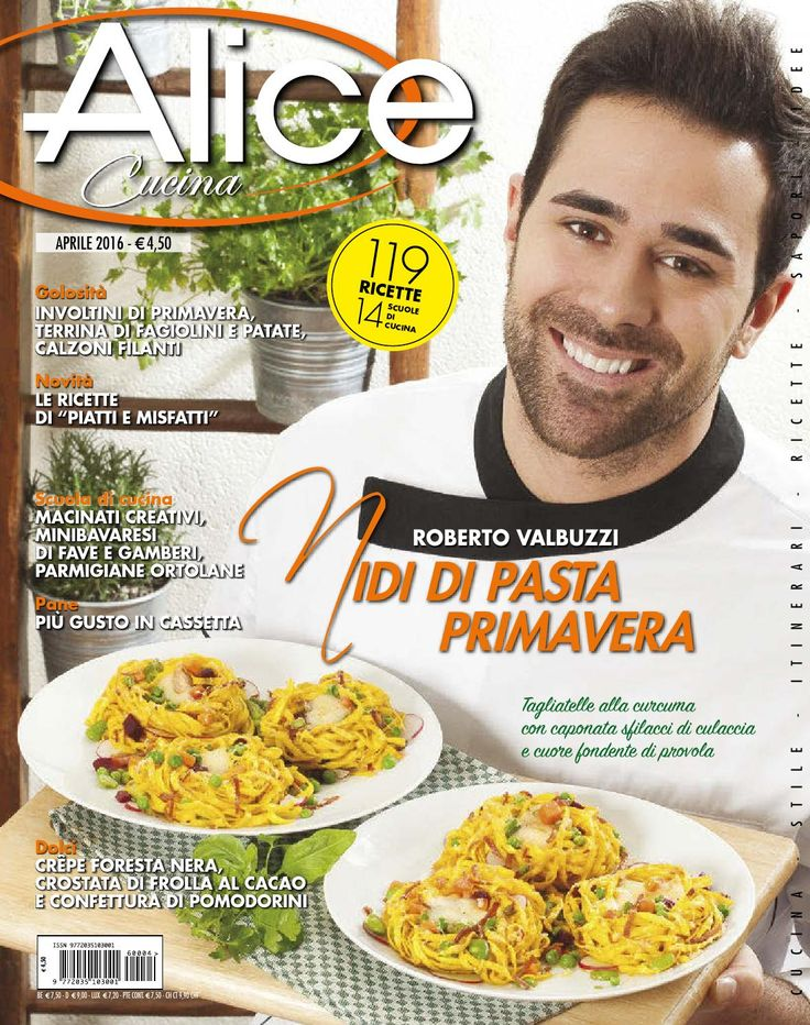 Alice cucina aprile 2016 ma by marco Ar - issuu