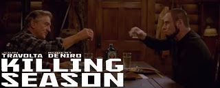Film Killing Season (2013) 720p WEBRip. Although their star power has diminished a little collective past few years due to reckless election scenario could rightly assume that a movie starring Robert De Niro and John Travolta