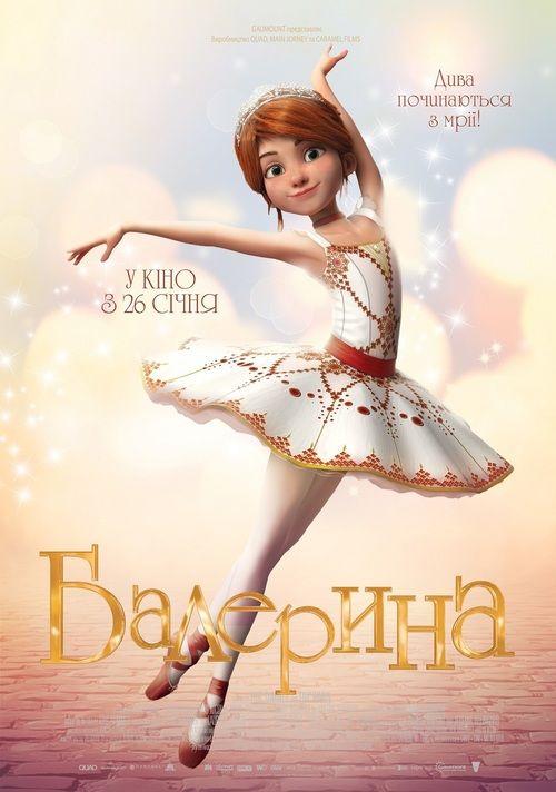 Watch Ballerina (2016) Full Movie Online Free
