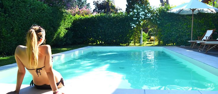 bed and breakfast il casale la piscina