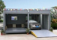 shipping container garages - Google Search