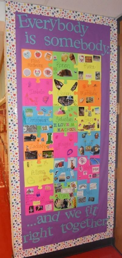 A Perfect Fit | 31 Incredible Bulletin Boards For Back To School