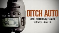 Free training course on understanding your camera. He uses Canon, but this training will also work on Nikon.