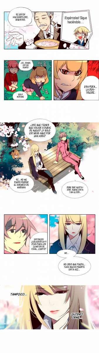 Girls of the Wilds 90 página 12 - Leer Manga en Español gratis en NineManga.com