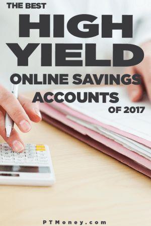 High Yield Savings Accounts | Best Savings Accounts |  Best Bank Account
