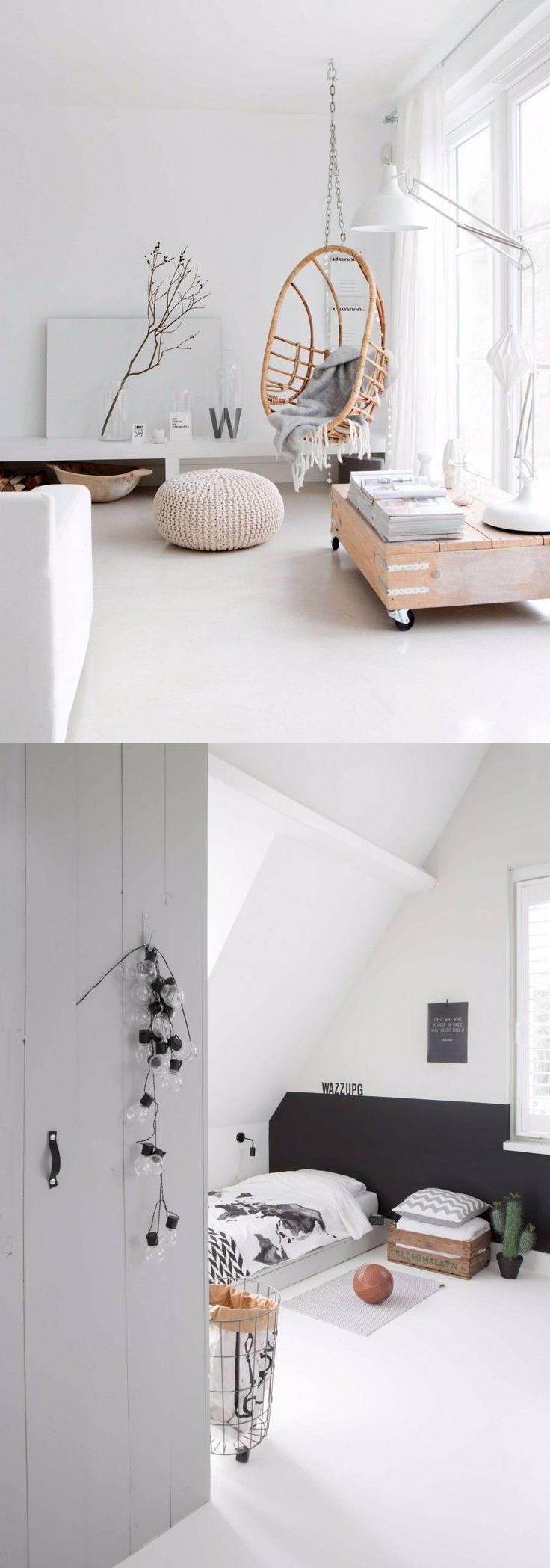 Tips para lograr un diseño nórdico / http://basillicana.tumblr.com/ - #decoracion #homedecor #muebles