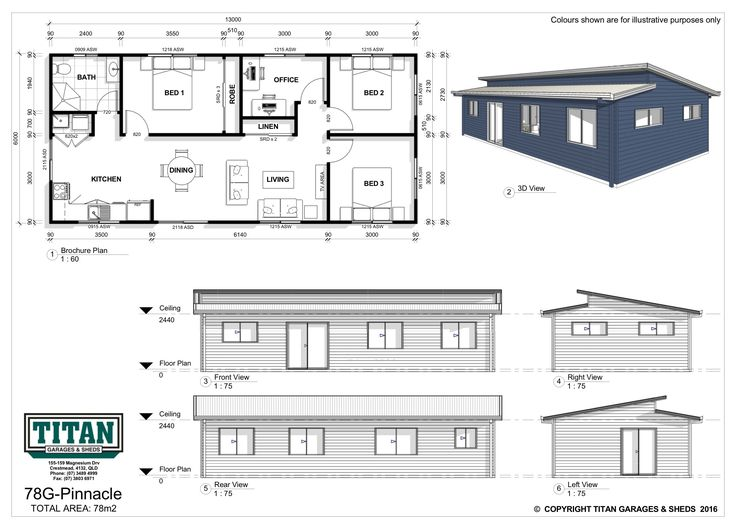 9 best images about titan house floor plans pinnacle on pinterest open plan living first home - Three family house plans cost efficient choices ...