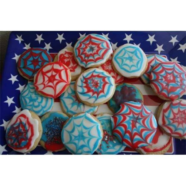 martha stewart 4th of july bike decorations