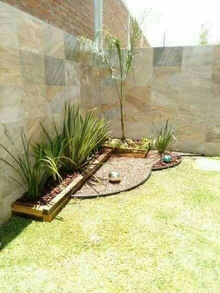 más de 25 ideas increíbles sobre pequeños jardines delanteros en