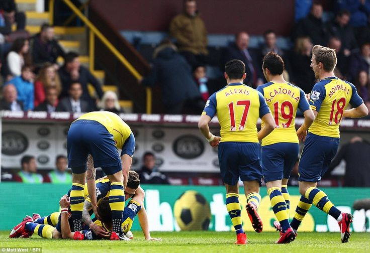 Ramsey's goal gave the Gunners a perfect start, but Arsene Wenger's side didn't have it al...
