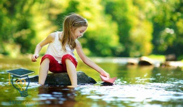 موضوع تعبير عن الماء بالعناصر والافكار للصف الرابع الابتدائى 1 Cute Little Girls Girls Play Kids