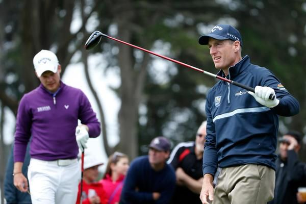 Danny Willett (48) defeats Jim Furyk (5) 3&2 to win the consolation match. #MatchPlay