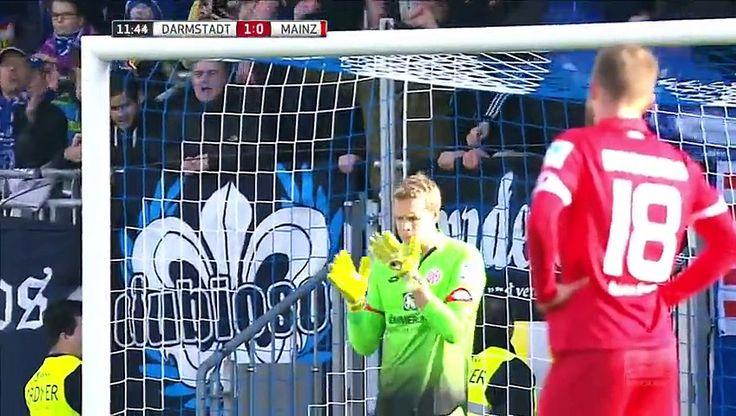 VIDEO Darmstadt 2 - 1 FSV Mainz 05 HIGHLIGHTS 11.03.2017   PPsoccer