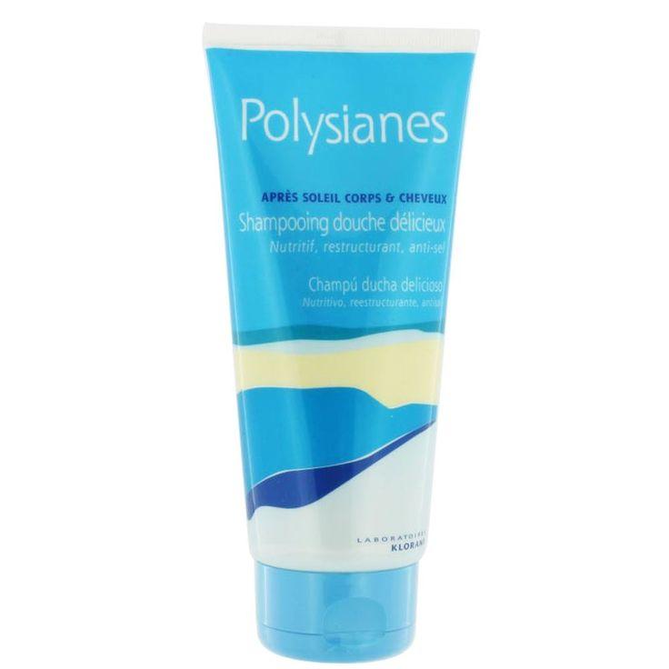 Klorane Polysianes Shampooing Douche Délicieux 200ml - Pharmacie Lafayette - Après-soleil
