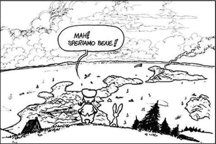 Pert (Ps: provatece voi a fa una vignetta così)