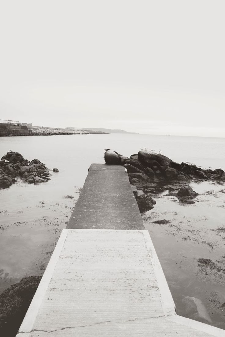 Disassemble Dublin: Dun Laoghaire Pier