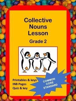 These easy to use, no prep Collective Noun lessons will provide your students with activities to practice the state standards in Language Arts. This week long lesson consists of a variety of lessons at different skill sets. The lessons gradually take the students from the dual coded illustrated definition, through a quiz at the end of the week.