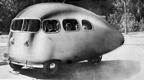 Pribil Aircar - 1929