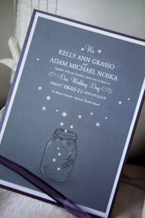 Great idea for a summer night time wedding. Also, remember lightning bugs. Gotta remember the lightning bugs.