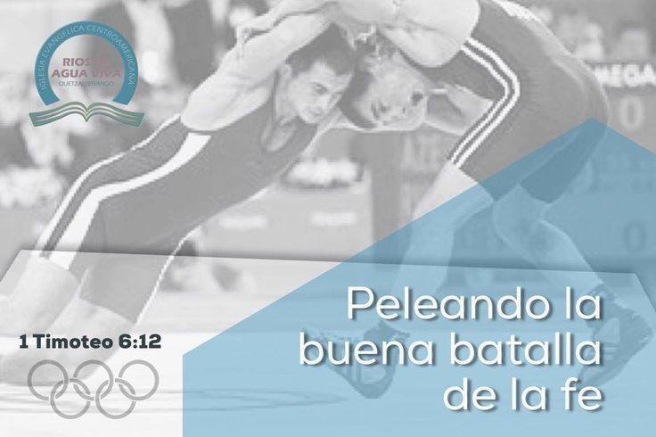 """""""Pelea la buena batalla de la fe, echa mano de la vida eterna, a la cual asimismo fuiste llamado, habiendo hecho la buena profesión delante de muchos testigos."""" 1a Timoteo 6:12 #Rio2016 #SomosGUA #Guatemala #GuateEnRío #Olimpiadas #IcaRiosXela"""