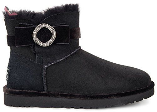 UGG Chaussures - CROFT LUXE QUILT 1013908 - espresso, Taille:39